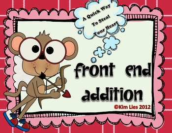 Instant Math Front End Addition Centers