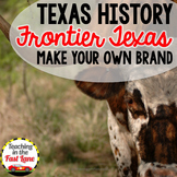 Frontier Texas: Design Your Own Cattle Brand