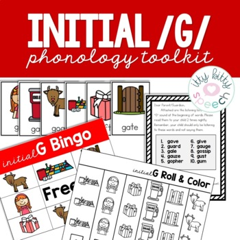 Fronting Phonology Toolkit - initial /g/
