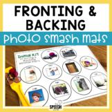 Fronting and Backing Photo Smash Mats