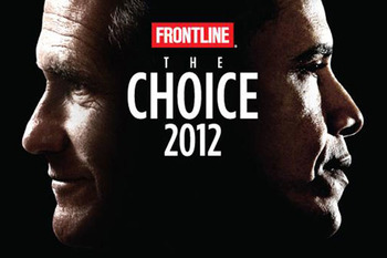 The Choice 2012 (Frontline)  Barack Obama and Mitt Romney Q & A Key