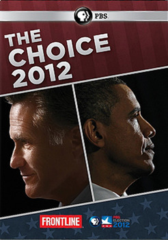 Frontline The Choice 2012 Obama & Romney  and  2016  Clinton & Trump Bundle