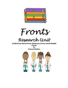 Fronts Research Unit