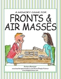Fronts and Air Masses Memory Game