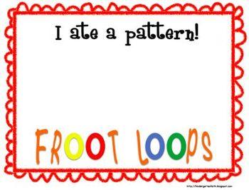 Froot Loop Patterns