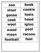 Froot Loop Words