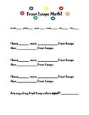Froot Loops Math