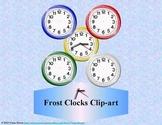 Frost clocks