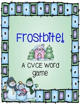 Frostbite CVCe Game