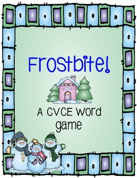 Frostbite CVCe Game