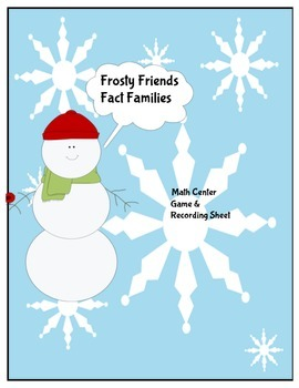 Frosty Fact Family Game
