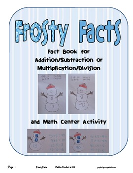 Addition and Multiplication Facts