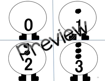 Frosty Five Addition & Subtraction