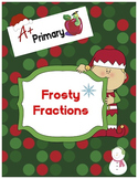 Frosty Fractions Smartboard Lesson