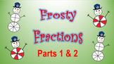 Frosty Fractions Bundle Activity