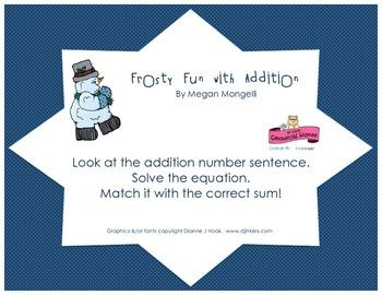 Frosty Fun Addition