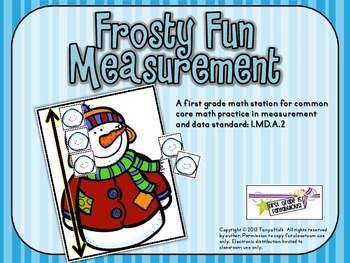 Frosty Fun Measurement