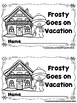 Frosty Goes on Vacation  (A Sight Word Emergent Reader and