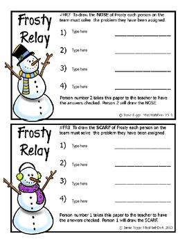 Frosty Relay template - Personal Use Only!