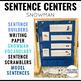 Frosty Sentence Builders