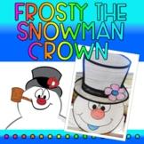 Frosty The Snowman Crown/Corona de Frosty, el muñeco de nieve