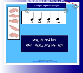 Frosty Weather -Interactive SmartBoard Lesson