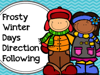 Frosty Winter  Days Direction Following