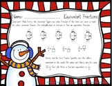 Frosty's Equivalent Fractions Worksheet