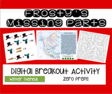 Frosty's Missing Parts-A Winter Digital Breakout Activity