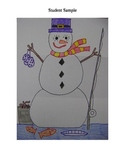 Frosty the Snowman - A December / January / Winter Listening Activity