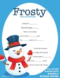 Frosty the Snowman Mad Libs