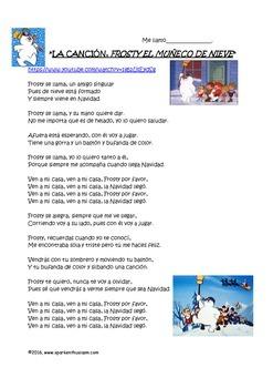 Frosty the Snowman Video Guide in Spanish - Frosty El Muneco de Nieve