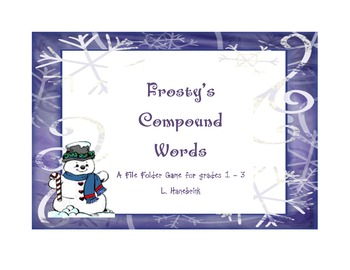 Frosty's Compound Words