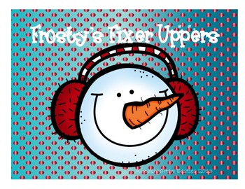 Frosty's Fixer Uppers