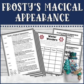 Partner Play: Frosty's Magical Appearance