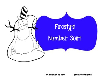 Frosty's Number Sorts