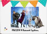 Frozen 2  Reward system /VIPKIDS / Gogokid/ Dada/ Qkids/Palfish