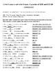 Frozen Activity Sheet for Spanish