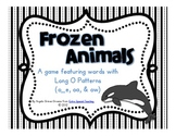 Frozen Animals - A Long O (o_e, oa, & ow) Game