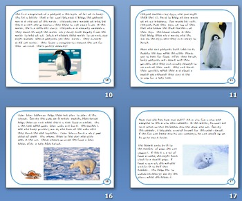 Frozen Arctic and Tundra Habitats Plant and Animal Adaptations PDF Presentation