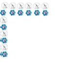 Frozen Behavior Chart Stickers