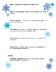 Frozen Figurative Language Challenge Activity - for use wi