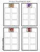 Frozen Food Work Tasks or File Folders
