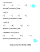 Fraction Operations Coloring Activity & Fun Riddle (Add, S