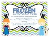 Frozen Inspired PRINTABLES