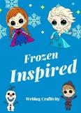 Frozen Inspired Writing Craft Activity