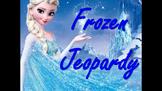 Frozen Jeopardy Template