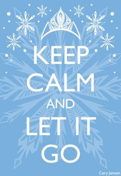 "Frozen ""Let It Go"" Lyrics SmartBoard"