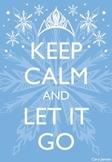 "Frozen ""Let It Go"" Lyrics SmartBoard"