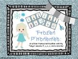 Frozen Phonemes